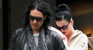 russell brand katy perry down